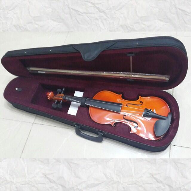 Jual Biola / Violin Vienna harga terjangkau kualitas memukau tersedia berbagai ukuran