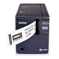 Brother Printer Label PT 9700PC PC CONNECT 6,9,12,18,24,36MM OFIICE & HOME