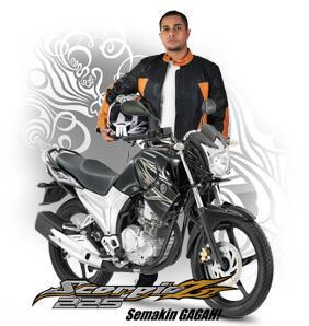 Sejarah Perjalanan Yamaha Scorpio di Indonesia