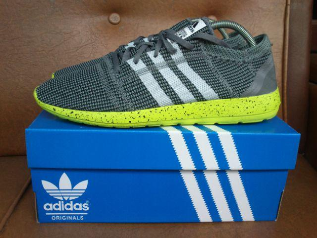 Cuci Gudang Sepatu Running Duramo,Climacool,Element Refine Tricoot 100% Original BU