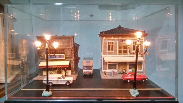 Jual Diorama Custom Tomitec
