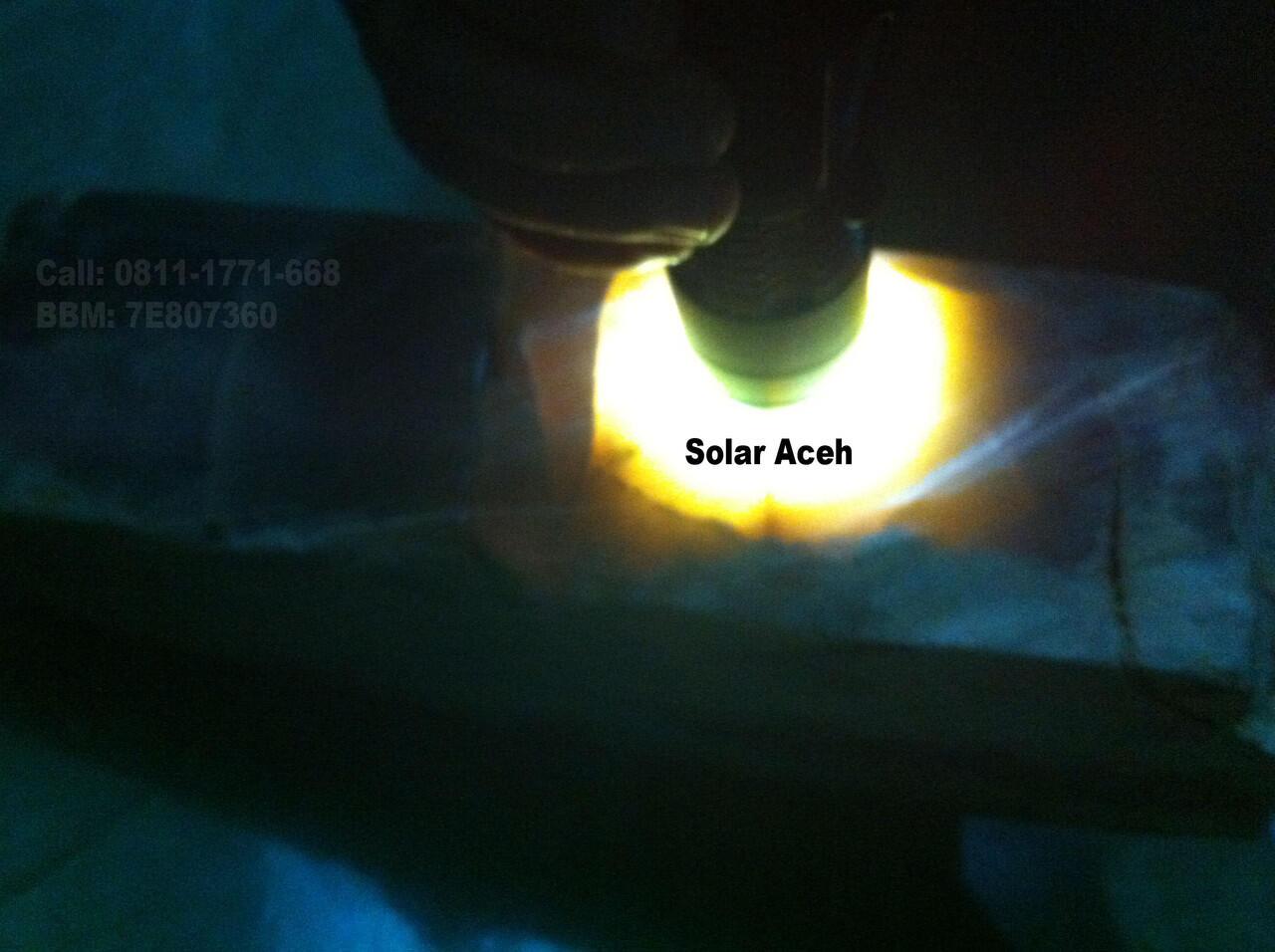 Rough Solar Aceh super