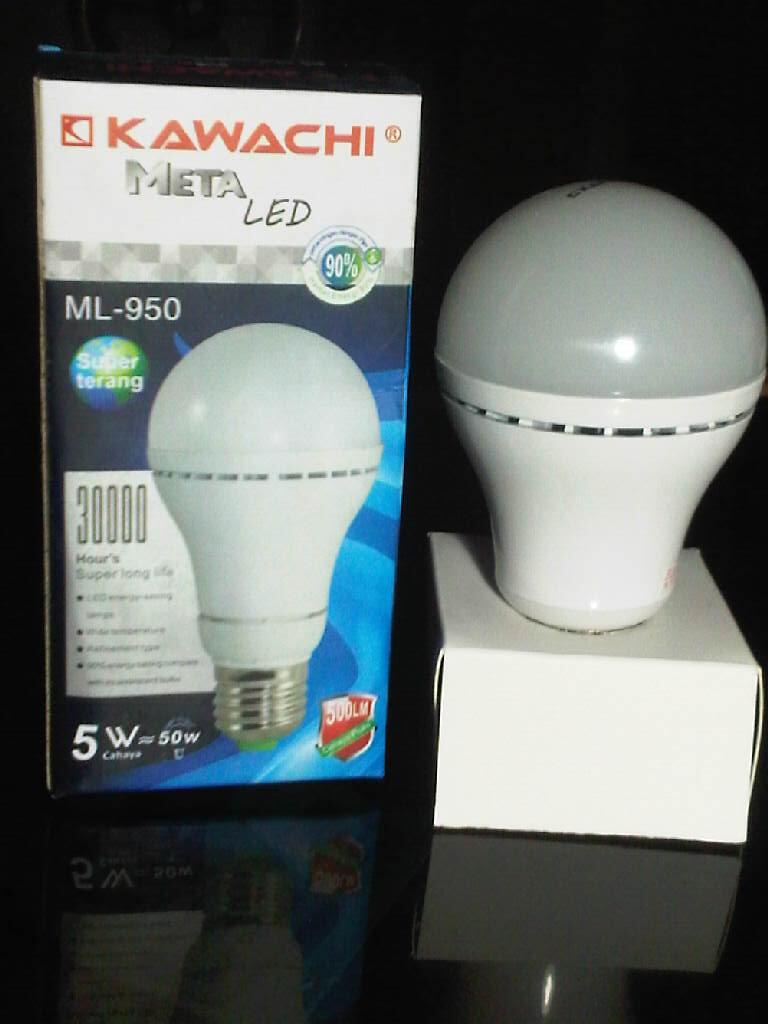 Lampu Meta LED Kawachi