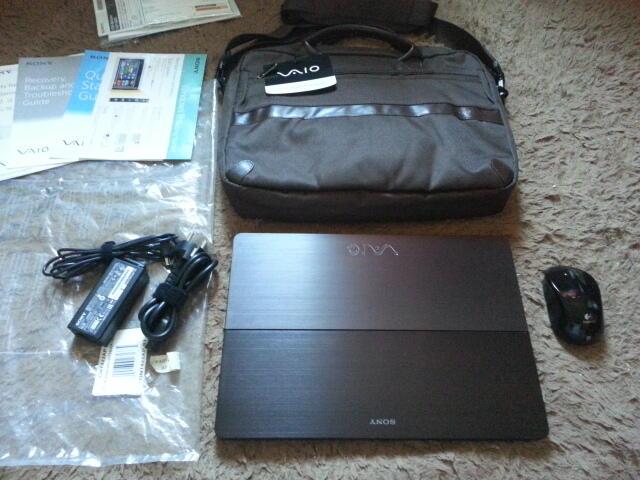 Ultrabook Sony Vaio FLIP HASWELL Full HD Touchscreen Hybrid SSD FIT PRO Yuk Mari..