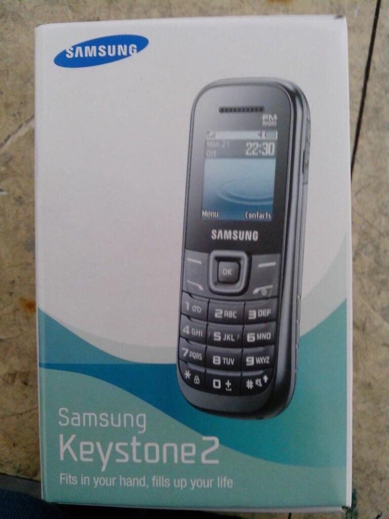 Terjual Jual Hp Murah Samsung Keystone 2 Gt E1205y Bnib 100ribuan