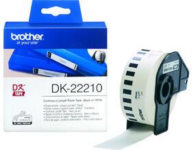 DK-22210 CONTINOUS LENGTH PAPER TAPE 29MM(30.48M LONG)