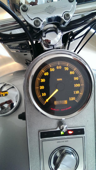 Harley Davidson 2003, 6000mil