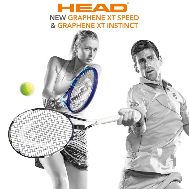 RaKeT Tenis XT Instinct GrApHeNe LITE 280 gRaM oVeRsizE 107 sQuArE inCh² 100% GENUINE