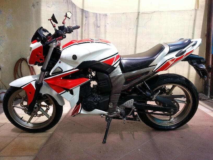 Terjual Dijual Yamaha Byson 2011 Modif Minimalis Lokasi Bekasi Kaskus
