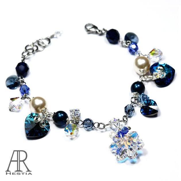 Hestia by AR Signature - Perhiasan Gelang/Bracelete Asli Swarovski