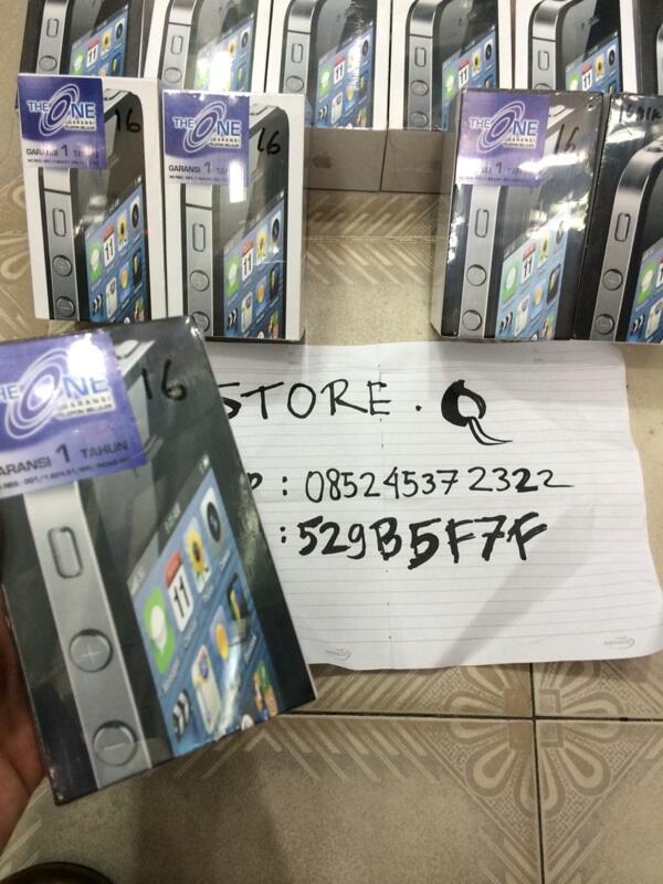 Hp Iphone dan Xiaomi Garansi