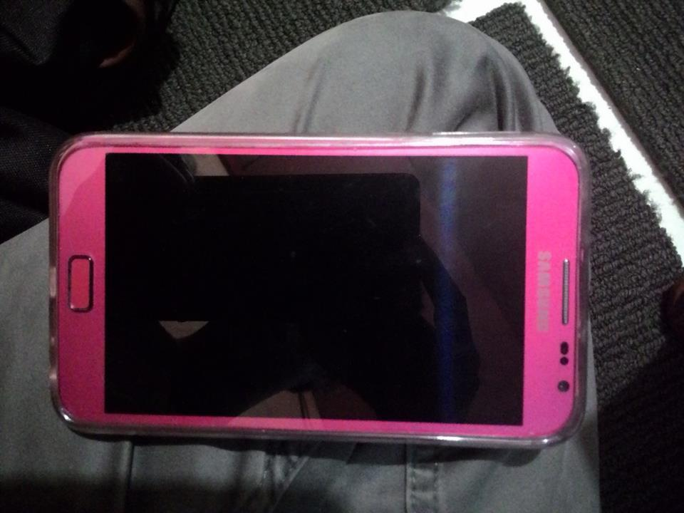 Samsung Galaxy Note 1 Pink (Limited Edition)