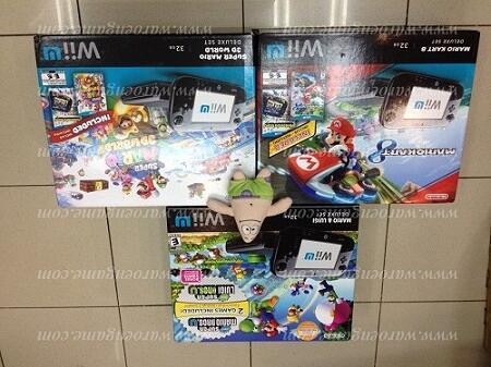 AGC >> Consol lover! PS4, XB1, Wii U, PS3, X360, Wii, PS2. On Kaskus Harga Maknyuz!