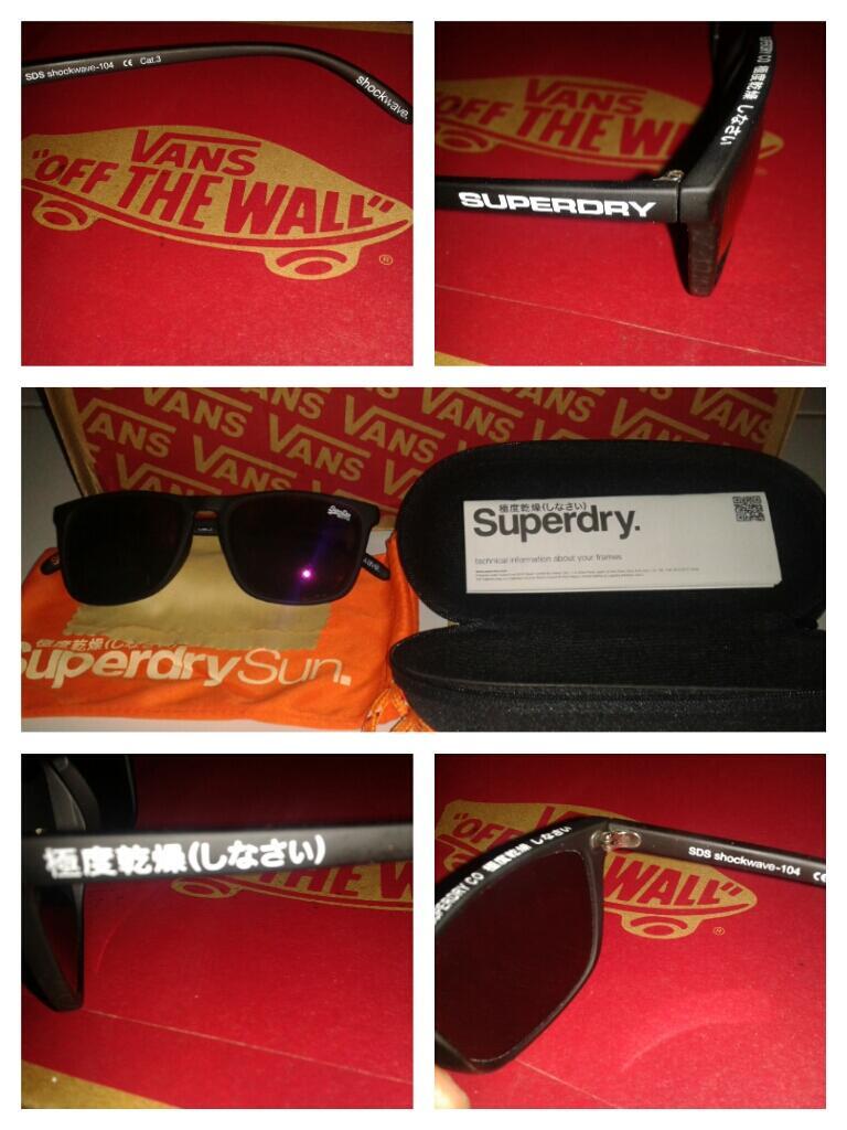 Terjual kacamata hitam (sunglasses) superdry original (surabaya ... 9fde290c0d