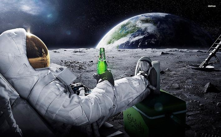 Yang Mau Jadi Astronot Harap Masuk !! Begini Caranya Loh !!!