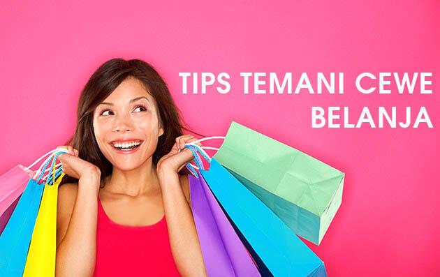 [GBC] Tips Temani Cewe Belanja