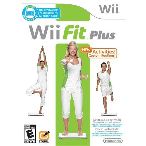 [VERDE] Ready Stock Wii Fit Plus With Balance Board BNIB