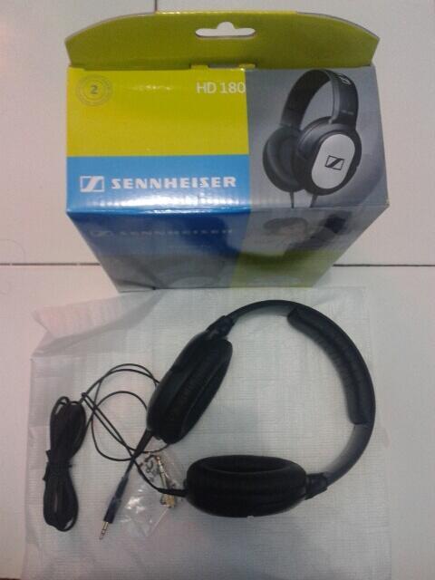 Stereo Headphone/Headset Sennheiser HD 180 Original (BNIB)