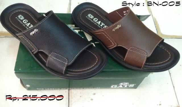 "Sepatu Dan Sandal Kulit Original GATS ""DISKON"""