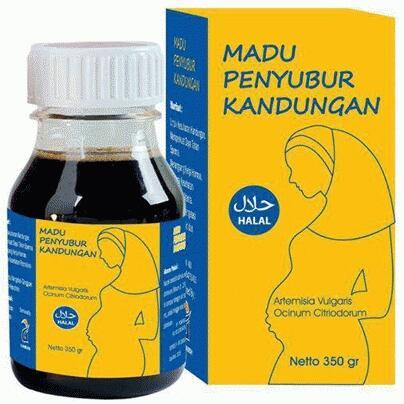 Agen/Distributor Madu Penyubur Kandungan & Penyubur Pria Herbal Al Mabruroh Asli