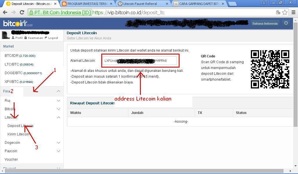 CARA GAMPANG DAPET BITCOIN DEGOCOIN DLL GRATIS MUDAH!!! | KASKUS