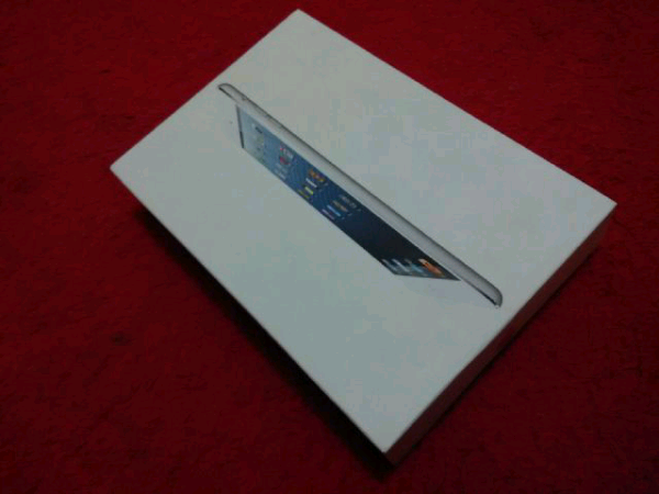 WTS IPAD MINI WIFI 16GB WHITE..like new murahhh