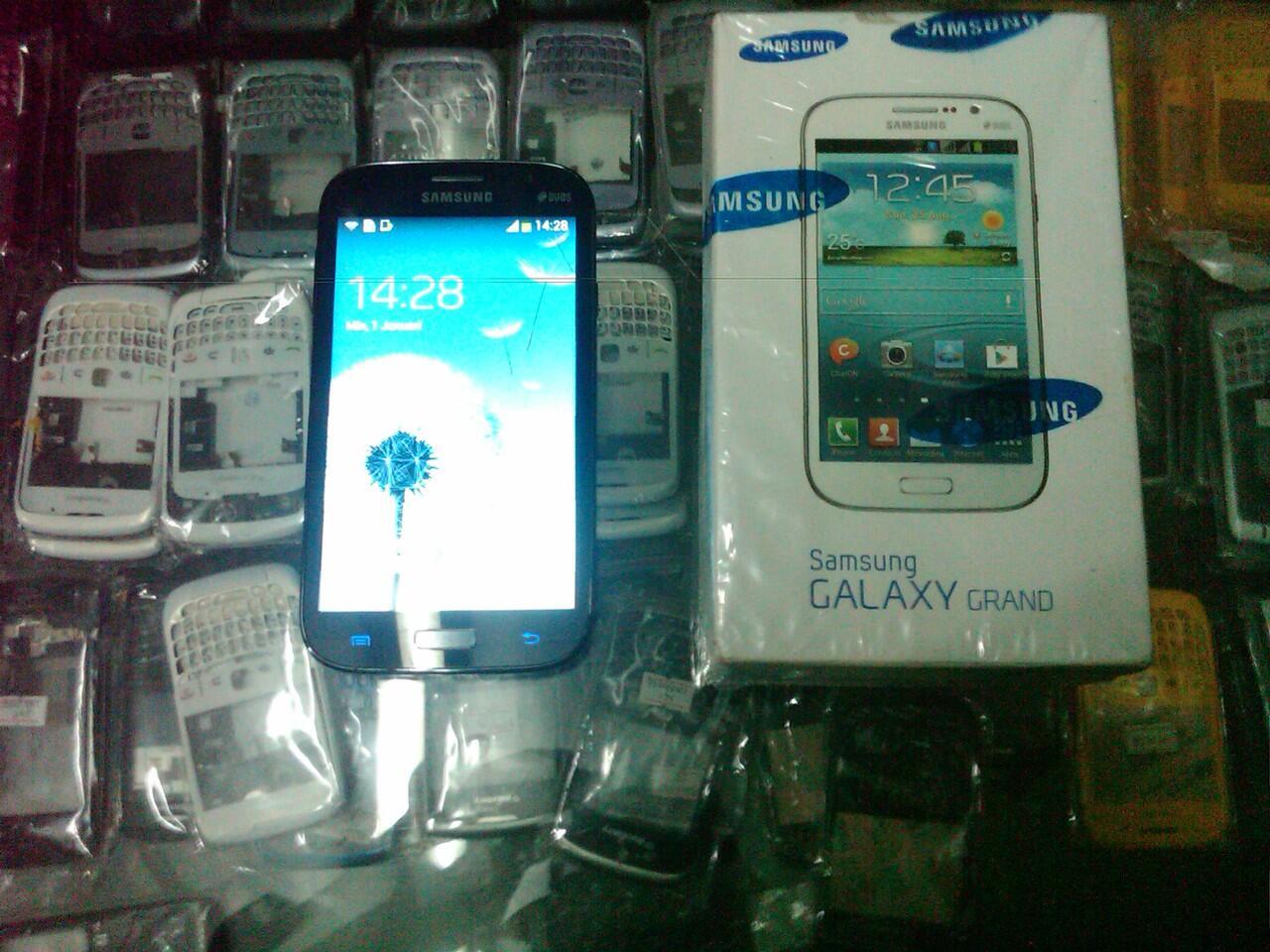 SAMSUNG GALAXY GRAND DU0S 1 Gt-i9082 Blue Malang