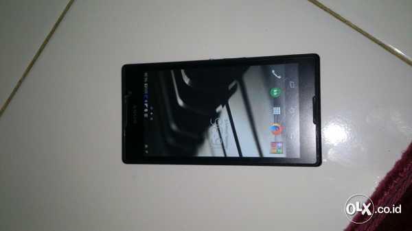 Sony Xperia C mulus, masi garansi mantap gannnn :D