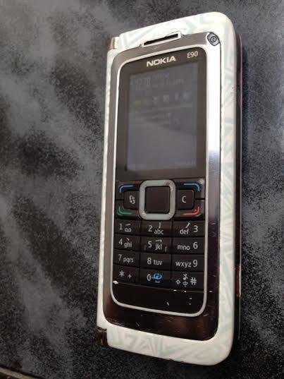 [sell] Nokia E90 | Good Condition | Jogja