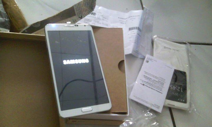 Samsung Galaxy Note 3 Supercopy Quadcore GAHAR