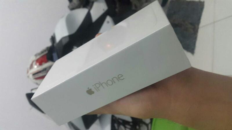 IPHONE 6 BARUU ALIAS NEW