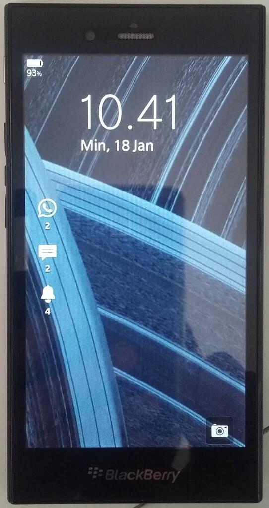 Blackberry Z3 Second