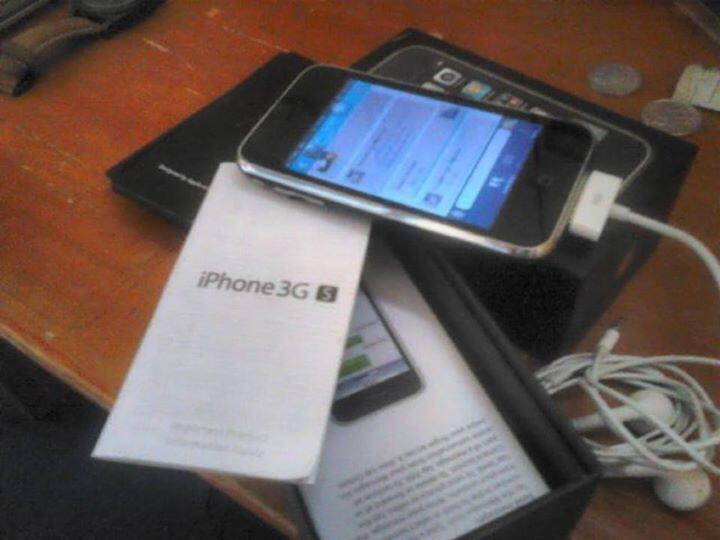 IPHONE 3gs 16gb bandung