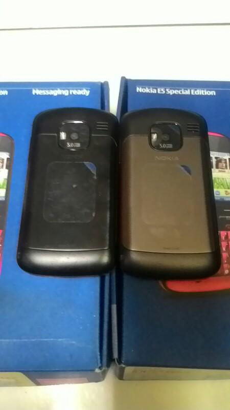 Nokia E5 solo