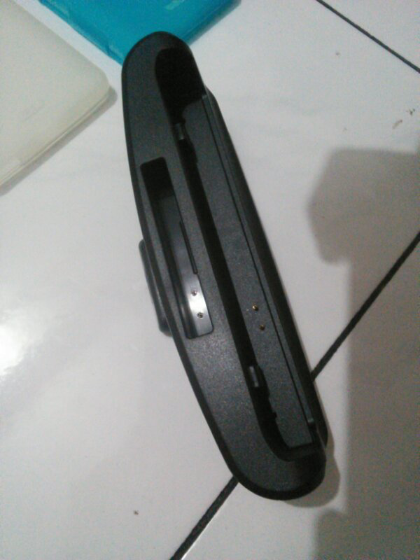 dock charger xperia zr & softcase nya