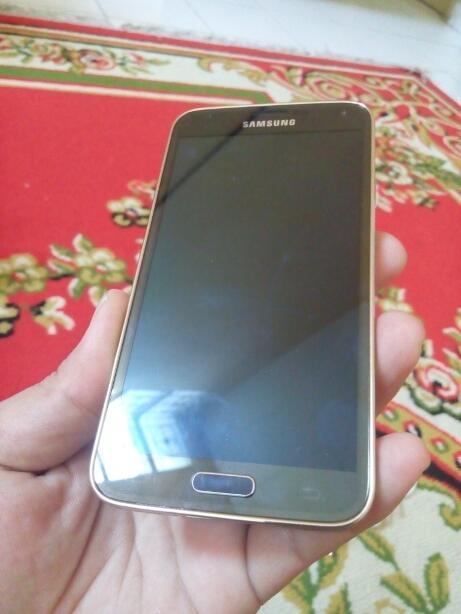 Dijual Samsung Galaxy S5 Rose Gold Pembelian Oktober 2014