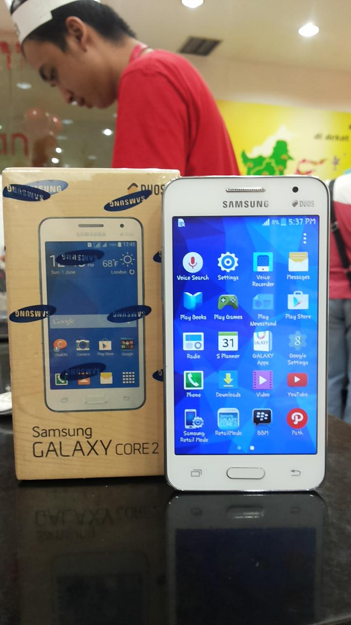 Samsung Galaxy Core II Kredit Sein Bandung