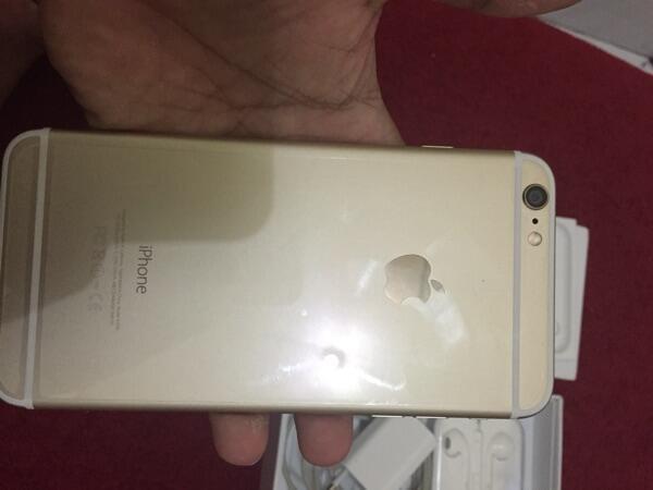 IPHONE 6 PLUS GOLD 16GB MULUUS