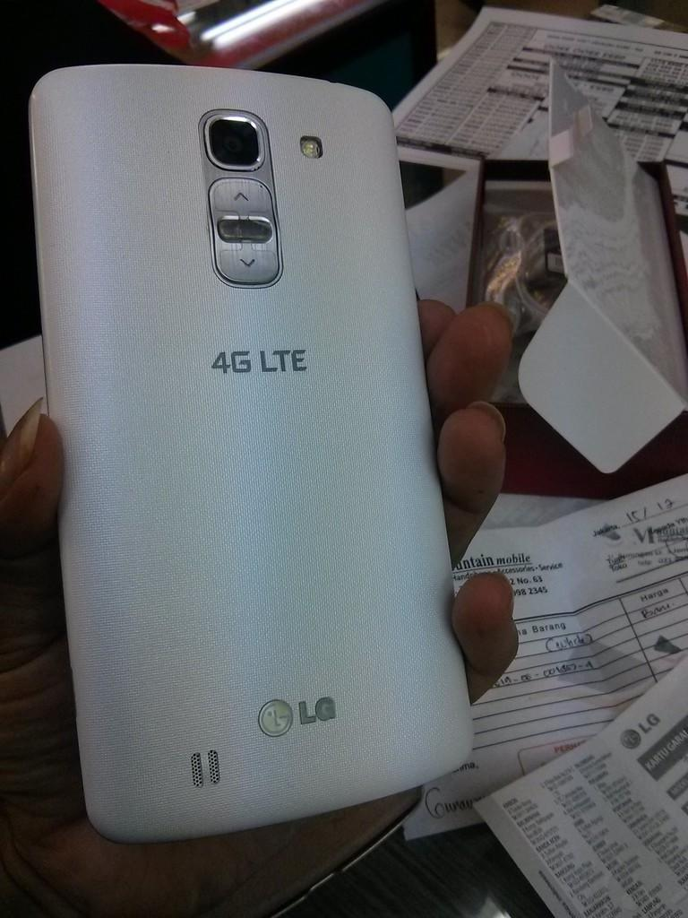 LG G Pro 2 Mulus 99% RAM 3GB Istimewa Pokoknya