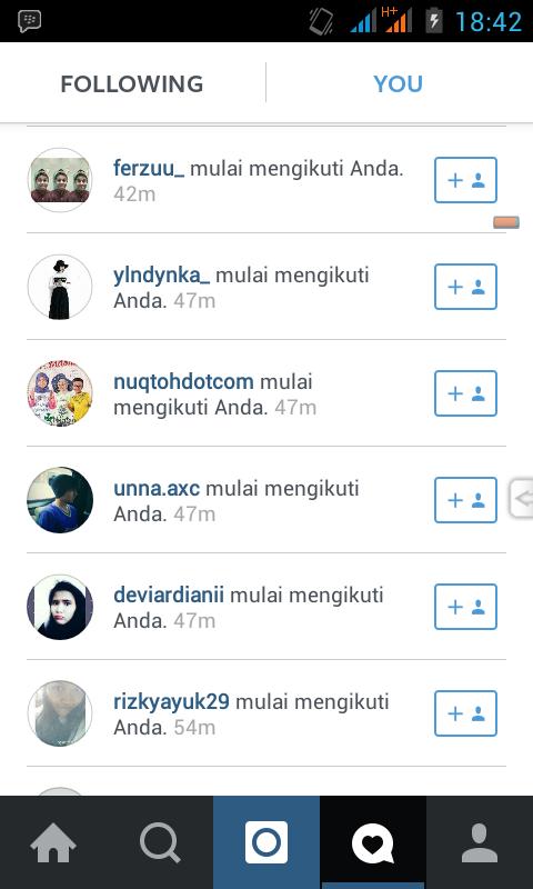automatic instagram followers