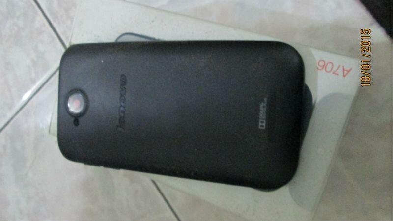 Lenovo A706 Black