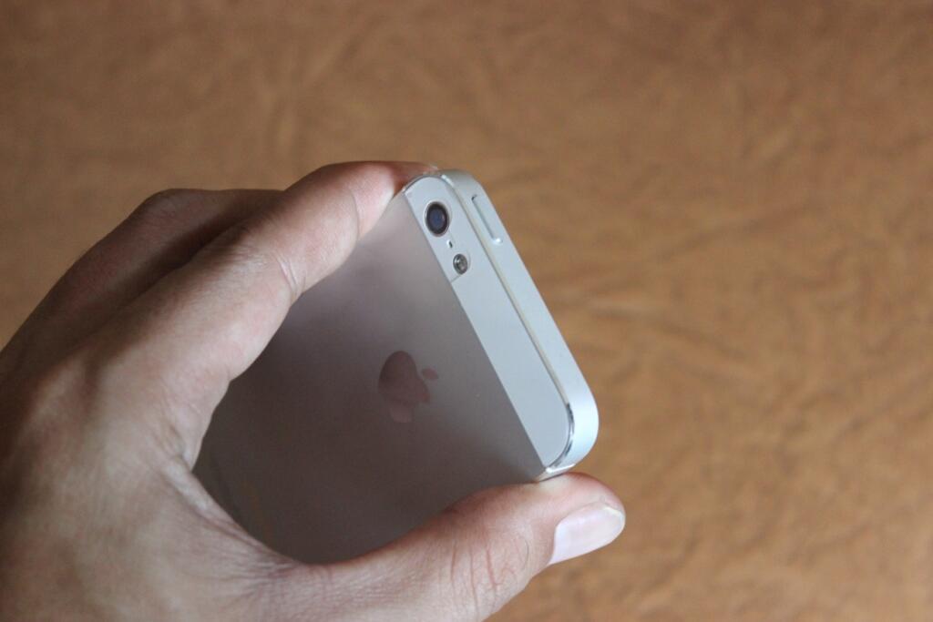Iphone 5 16Gb White Disable iOS 7 ASLI ( UNIT INDONESIA )