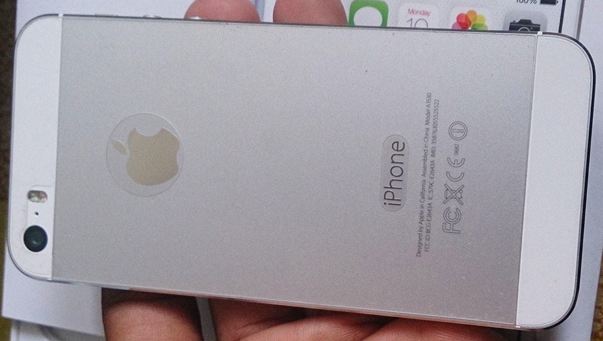 Iphone 5S 16 Gb Mulus