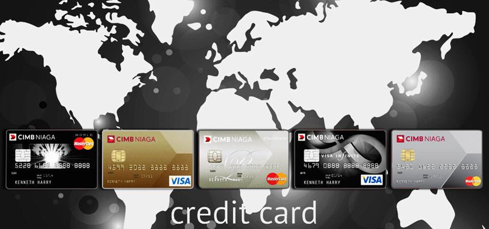Terjual kartu kredit cimb niaga   KASKUS