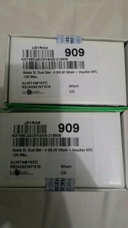 Nokia XL Android BNIB Tersegel Garansi Resmi Nokia Harga TERMURAH COD OK REKBER OK