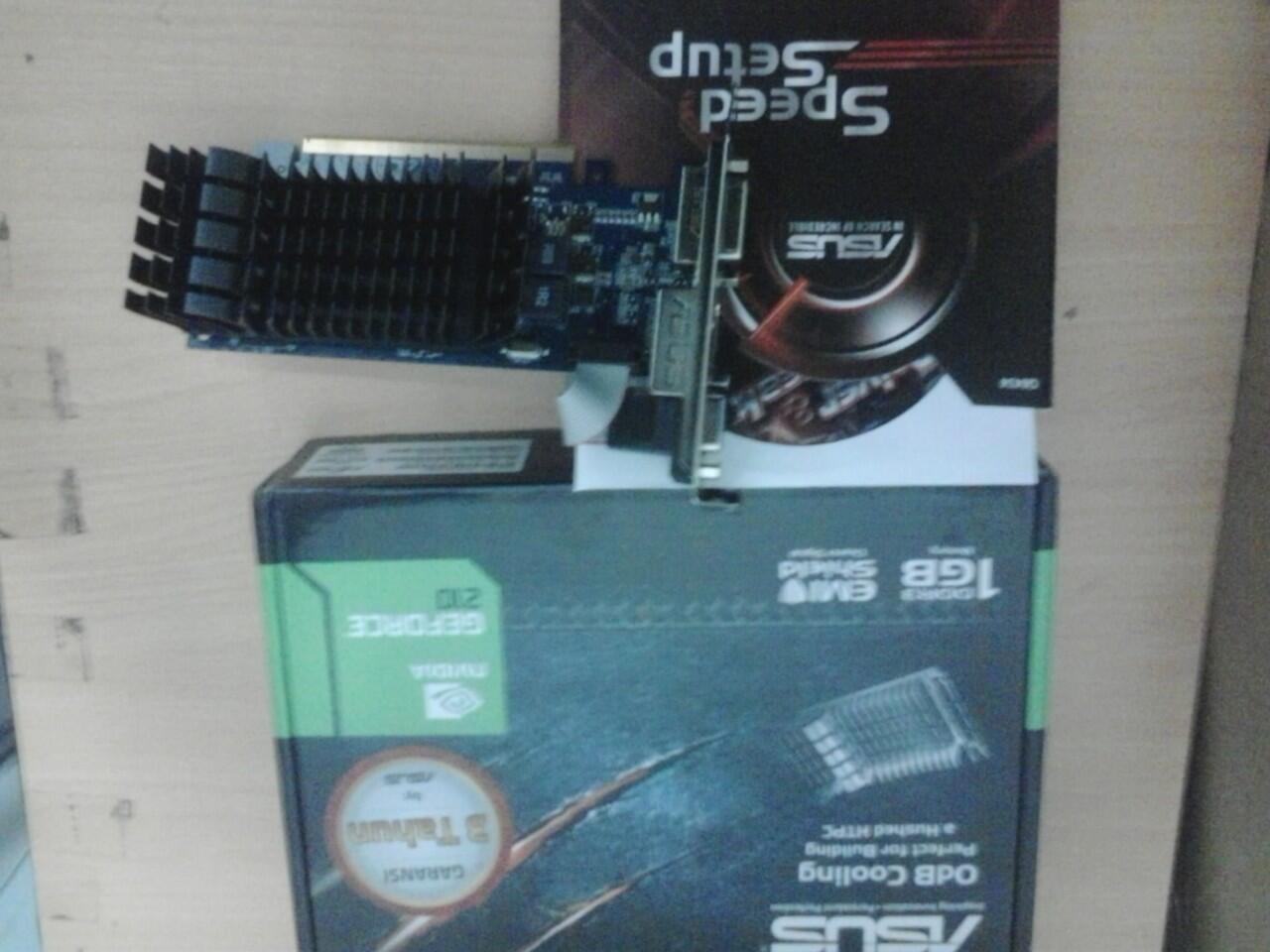 Jual VGA Card Nvidie Gfirce 210 1Gb DDR3 64 Bit