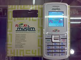 JUAL HP ZTE S100 FLEXI MUSLIM