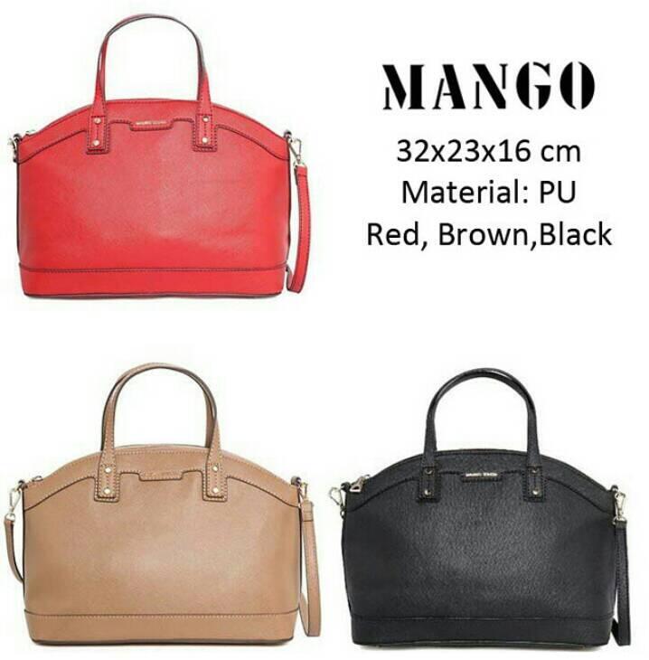 Pokoknya gaakan nyesel kalo beli jual tas mango b5d648490e