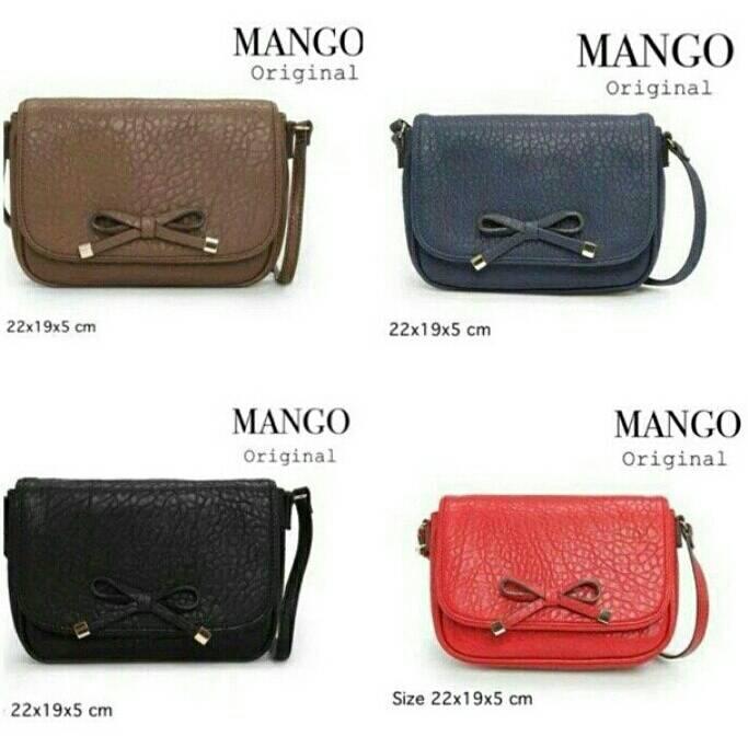 Terjual jual tas mango 297561dc81