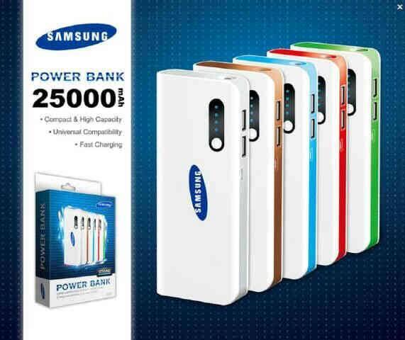 Powerbank Samsung 25000 mah